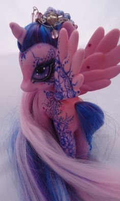 My little pony custom Nadiy by AmbarJulieta.deviantart.com on @deviantART