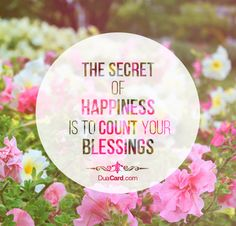 #Quotes #Happiness #Blessings