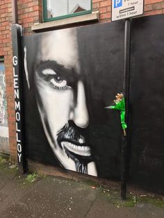 Street Art George Michael