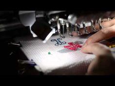 Mason Jar Key Fob Embroidery Tutorial