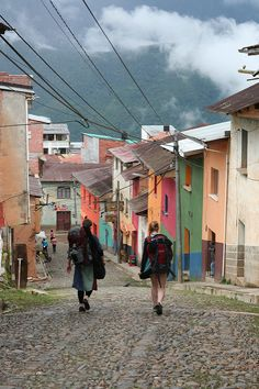 Coroico, Bolivia | Flickr - Photo Sharing!