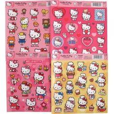 Hello Kitty Stickers: Diecut x1 RANDOM