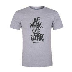 Love Players Hate Blockers T Shirt