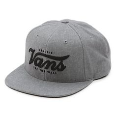 Genuine Snapback Hat VANS