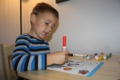 Our Homeschool Journey: Day #4: Freedom of Choice = More Excitement About ...