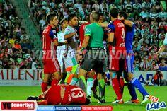 Torneo de Clausura / Temporada 2015-2016 / Viernes, 6 de Mayo de 2016 / Estadio Corona TSM / Ulises Dávila, Andrés Rentería, José Abella
