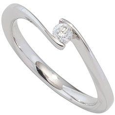 Dreambase Damen-Ring W SI wesselton 14 Karat (585) Weißgo... https://www.amazon.de/dp/B0147RQ4HE/?m=A37R2BYHN7XPNV