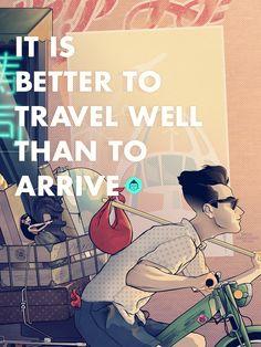 Travel Well - JORY×DAYNE