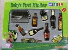 This Is How Lohan Got Her Start In This Picture: Photo of 'Baby's First Minibar' Funny Baby Images, Funny Pictures For Kids, Funny Animal Pictures, Funny Kids, Fail Pictures, American Funny Videos, Funny Dog Videos, Funny Cartoons, Funny Comics