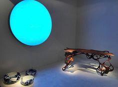 Full moon at #salonnyc2016 @galeriemariawettergren     #interiordesign #architecture #instadecor  #interiorinspo #interiorinspiration #interiors #theworldofinteriors #inspo #inspiration #decor #style #luxury  #interiordesigner #design #homedesign #adstyle #elledecor #instagood #interiorinspiration #interiors #homedesign #instadecor #decoration #decorlovers #instaluxe #vogueliving #instagood #interiordecorating #moderndesign #interiordetails #fineinteriors #salonnyc #art