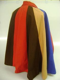BISHu0027S BEAT AUCTION ~ CAPES FROM THE PRISONER! & Front of the prisoner cape | Costumes | Pinterest | Movie