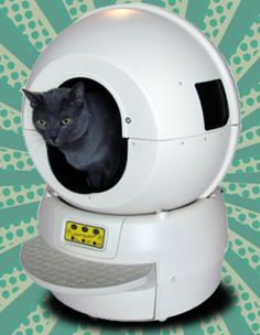 Win a Litter Robot from Just Married with coupons!!
