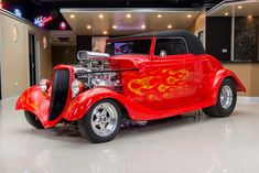 custom hot rod designs | 1934 Ford Cabriolet For Sale in Plymouth, Michigan | Old Car Online