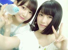 Sakura with Yuihan���� ~ Maria ~ #MiyawakiSakura #宮脇咲良 #YokoyamaYui #横山由依 #SakuYui #AKB48 #HKT48 #Adorable #Lovely #Kawaii #Beautiful #Pretty #Cute #IdolGroup #48Group #Celebrity #Japanese #LikeForLike #FollowForFollow #LFL #FFF #Likes http://tipsrazzi.com/ipost/1507356613493097571/?code=BTrNNqJF4Rj