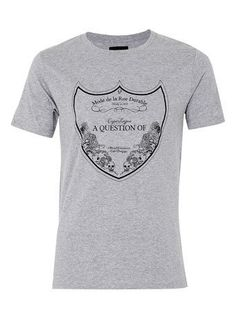 A Question Of Street T-shirt   $80.00