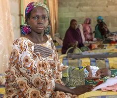 Japanese Assistance Saving Lives for Victims of Conflict in Northeast Nigeria
