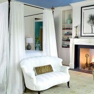 Relaxing White Master Suite