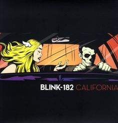LP | California - Blink 182 | € 17,13
