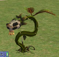 Mod The Sims - Genetically Domesticated Cowplant - Harvestable...cheese? Genetics, Garden Sculpture, Cheese, Sims 2