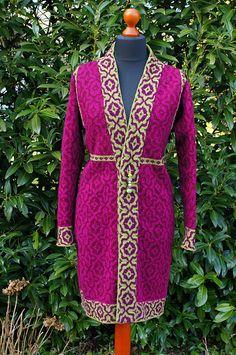 Ravelry: Alhambra Vest pattern by Nancy Roberts