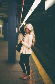 Style Crush of the Week: Cara Loren   frivolousfringe