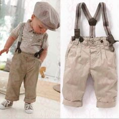 TZ145,Free Shipping!hot sell baby clothes sets cool boy 2 pcs suit (t-shirt+overalls) summer infant garment Wholesale And Retail(China (Main...