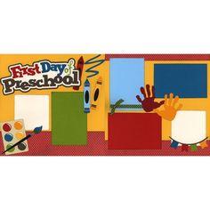 1st Day of Preschool