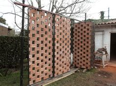 Galeria de Pavilhão Experimental de Tijolos / Estudio Botteri-Connell - 15