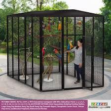 Resultado de imagen para aviary cage materials