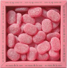 bonbons roses