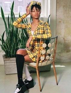 Willow Smith in Yandy photographed Bruce Weber for CR Fashion Book, Issue 9.