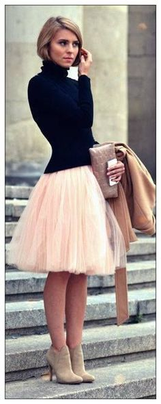 Cool Little Black Dress How to trend the ballerina style Check more at http://24myshop.ga/fashion/little-black-dress-how-to-trend-the-ballerina-style-2/