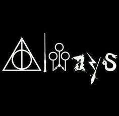 #always #harrypotter