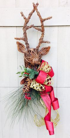 Custom dressed deer created by Sandy Maccioli of Awesome Abode, Raleigh, NC.