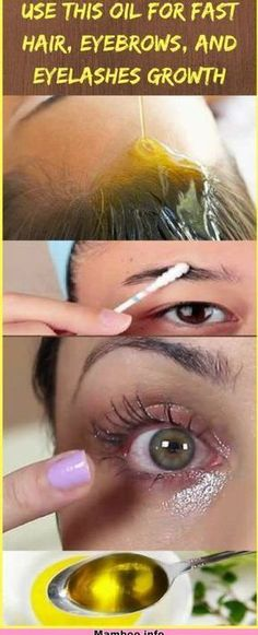 Amazing Results: Use This NATURAL Oil for Fast Hair, Eyebrows, and Eyelashes Growth ! | Mamboo