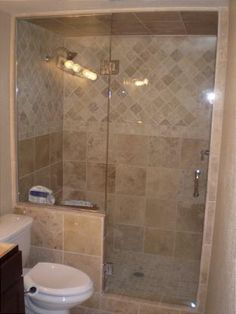 Wood tile shower contemporary bathroom dallas by for Bathroom design for elderly people