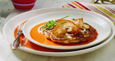 Boxty Potato Cakes with Cured Trout and Whiskey Horseradish Cream | Recipe on idahopotato.com