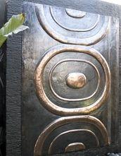 Bracelet large water feature Large Water Features, Garden Accessories, Natural Stones, Door Handles, Copper, Bracelet, Contemporary, Diy, Design