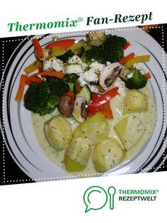 Liebevolles Gemüseallerlei in Kräutersoße mit Kartoffeln von Thermifee. Ein Thermomix ® Rezept aus der Kategorie Beilagen auf www.rezeptwelt.de, der Thermomix ® Community.