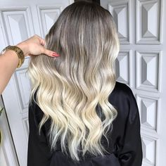 cool 30 Trendy Ombre Highlights Hair Ideas -- Make a Lasting Hair Statement Check more at http://newaylook.com/best-ombre-highlights/