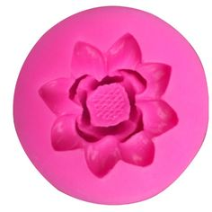 Single Flower (Series 1) Silicone Mold