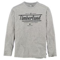 Men's Earthkeepers® Long Sleeve Slub Jersey T-Shirt - Timberland