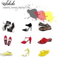 Schuhe - müssen immer passend sein