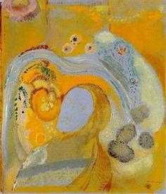 The Buddha - Odilon Redon