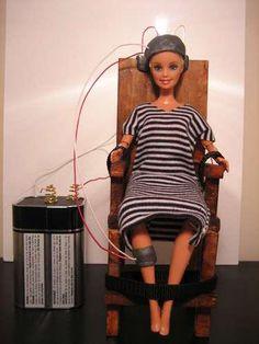 death row Barbie