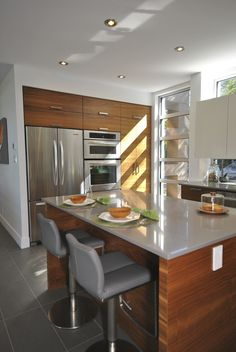1000 id es sur comptoirs de cuisine gris sur pinterest for Comptoir de la forme la garde