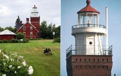 Historic Lighthouse For Sale, One Tiny Town's Claim to Fame