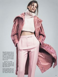 cool pink - vogue germany