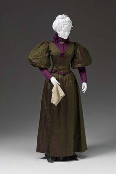 Dress 1894-1895 The Mint Museum