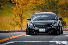 USDM Style! // Hiro's Clean Nissan Skyline V36.